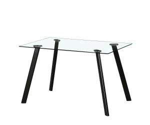 Τραπέζι τραπεζαρίας NERON 120x75x75εκ.