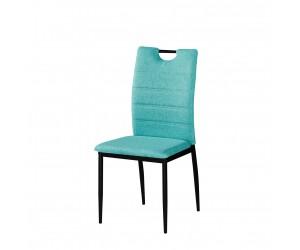 Καρέκλα τραπεζαρίας KORINA 46x41x92εκ. Πράσινο