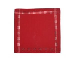 Πετσέτα φαγητού 40x40εκ. ITTAN Κόκκινο