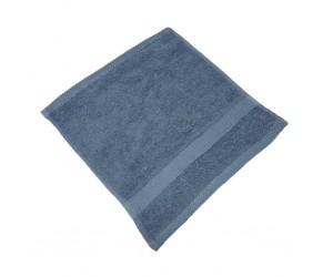 Πετσέτα χεριών 30x30εκ. RIVERA Μπλε