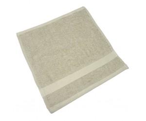 Πετσέτα χεριών 30x30εκ. RIVERA Sand