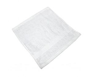 Πετσέτα χεριών 30x30εκ. RIVERA Λευκό