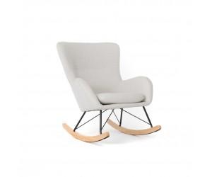Πολυθρόνα καθιστικού relax AUGUSTA 95x77x106εκ. Μπεζ