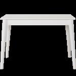 Τραπέζι Κουζίνας 110x70x77εκ, Λευκό